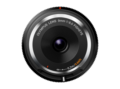 Body Cap Lens 9mm 1:8.0, Olympus, Ψηφιακές Μηχανές, PEN & OM-D Accessories