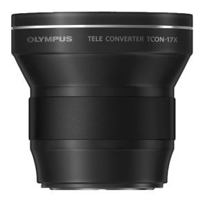 TCON‑17X, Olympus, Ψηφιακές Compact Μηχανές, Compact Cameras Accessories
